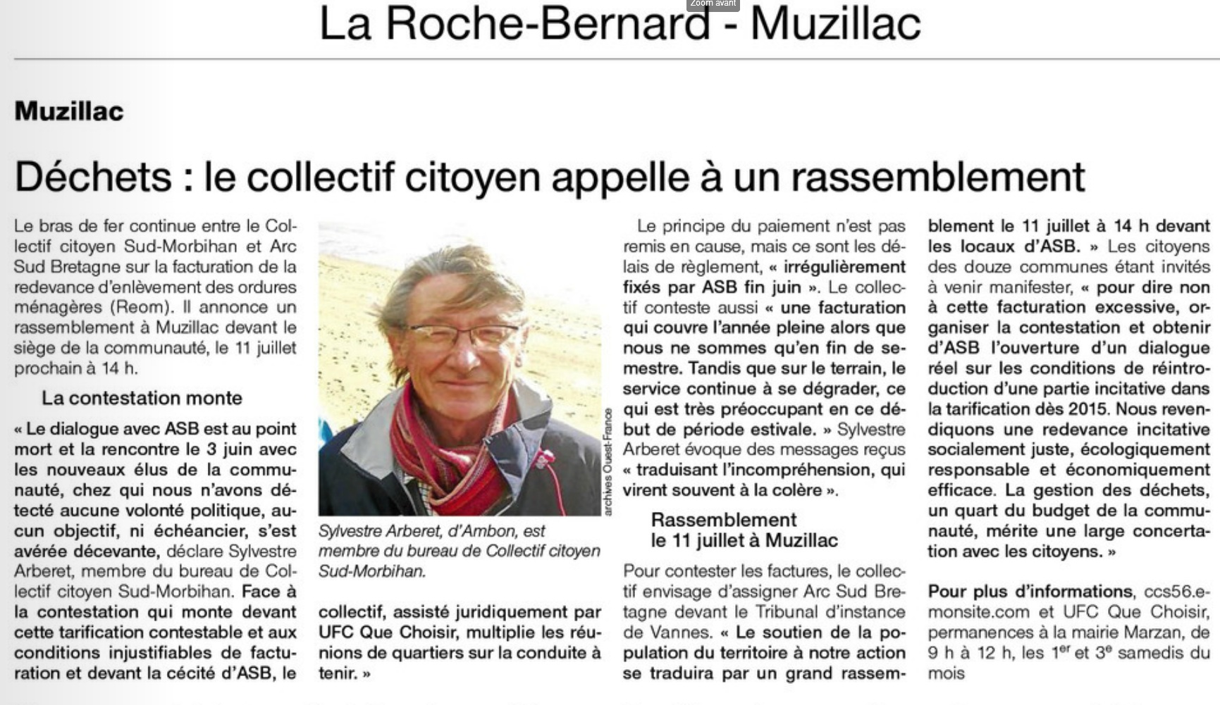 2014 06 24 of ccsm appelle a rassemblement